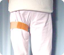 ワンタッチ大腿部